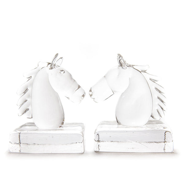 Equestrian Bookends