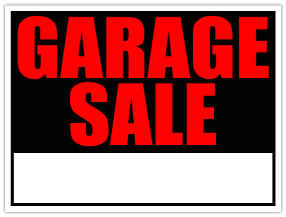 AJC Garage Sale