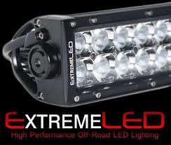 Extreme LED Light Bars and Lighting