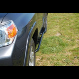 Metal Tech 2010+ 4Runner Limited/2010-13 SR5 Sliders (Powder Coated)
