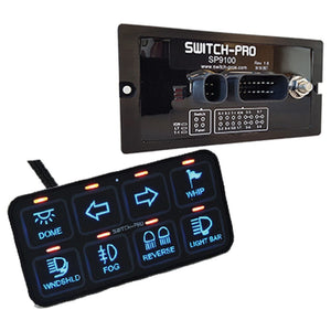 SP-9100 SWITCH PANEL POWER SYSTEM