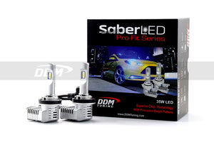 DDM Saber Pro Fit 35 Watt LED Headlight Kit