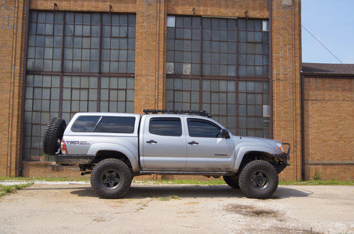 2005 - 2018 TOYOTA TACOMA DOUBLE CAB Roof Rack