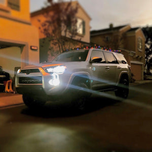 2010+ Toyota 4Runner Exterior Lighting Kit