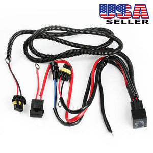 Auxiliary Wire Harness