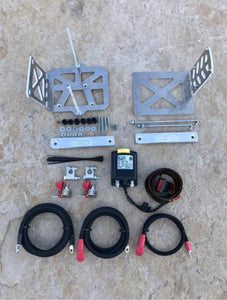 2003-2009 4Runner Complete Dual Battery System
