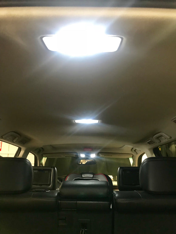 2010+ Lexus GX Interior Lighting Kit