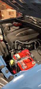 "2005-Current Toyota Tacoma TRD Off-Road/ TRD Pro Complete Dual Battery System ""Split-System"""