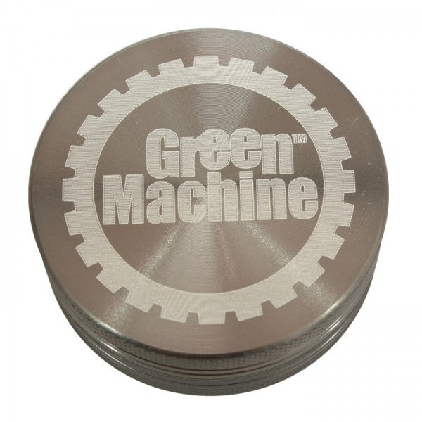Green Machine 50mm 2 Partes Grinder