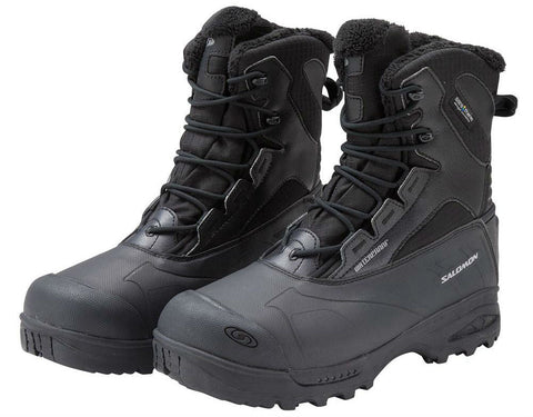 Tactical winter boots Salomon