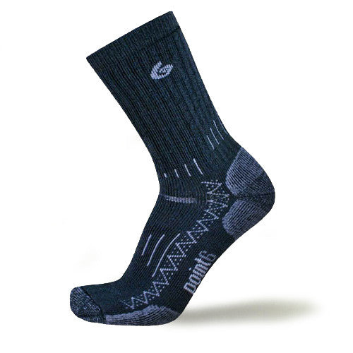 Point 6 Trekking Tech Heavy Crew Socks (DISCONTINUED)