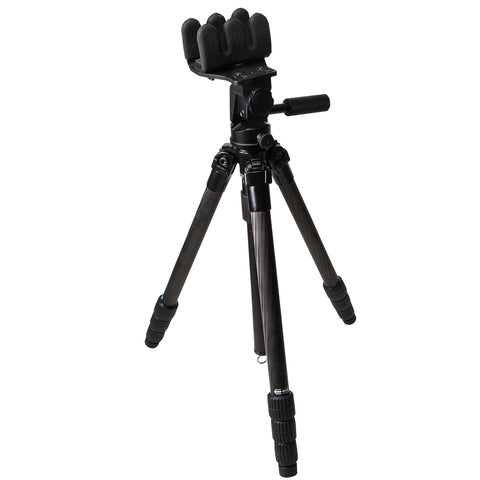 Kopfjager K800 CF Tripod with Reaper Grip