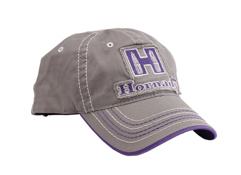 Hornady Grey & Purple Ladies Cap