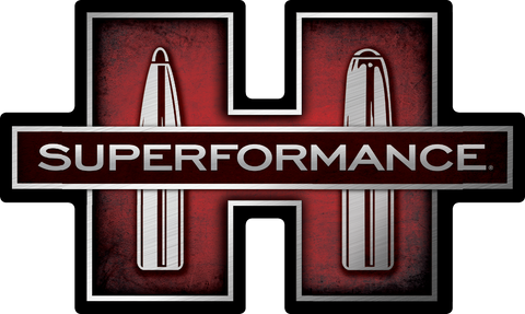 Hornady Superformance Sticker