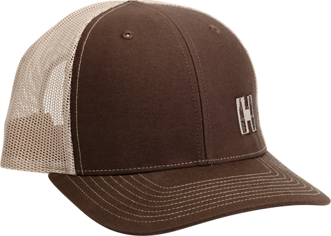 Hornady Tan & Brown Mesh Cap