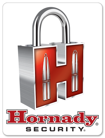 Hornady Security Sticker