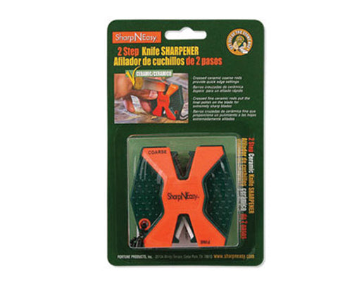Accusharp SharpNEasy Blaze Orange 2-Step