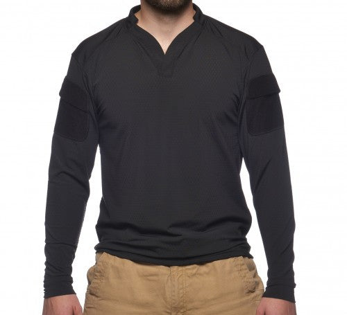 Velocity Systems Boss Rugby Long Sleeve Top - Large