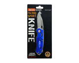 Accusharp Blue Sport Knife