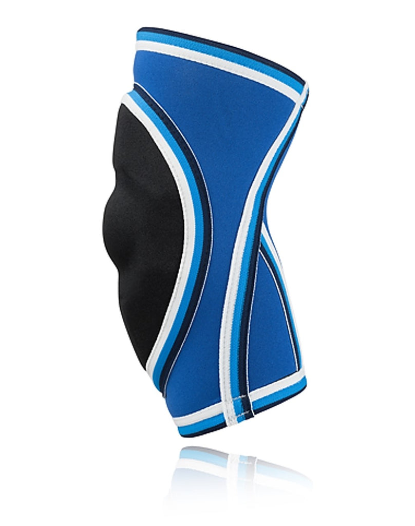Rehband PRN Original Elbow Pad, Blue (DISCONTINUED)