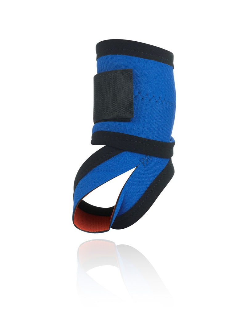 Rehband Men's QD Wrist & Thumb Support, Blue (DISCONTINUED)
