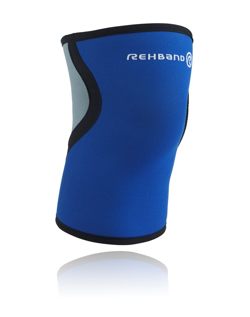 Rehband Men's QD Knee Support, Blue (DISCONTINUED)