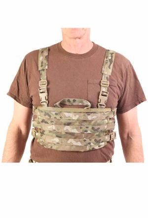 High Speed Gear AO Small Chest Rig -MultiCam