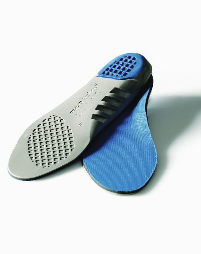 Rehband R+ Contour Shoe Sole, Grey/Blue