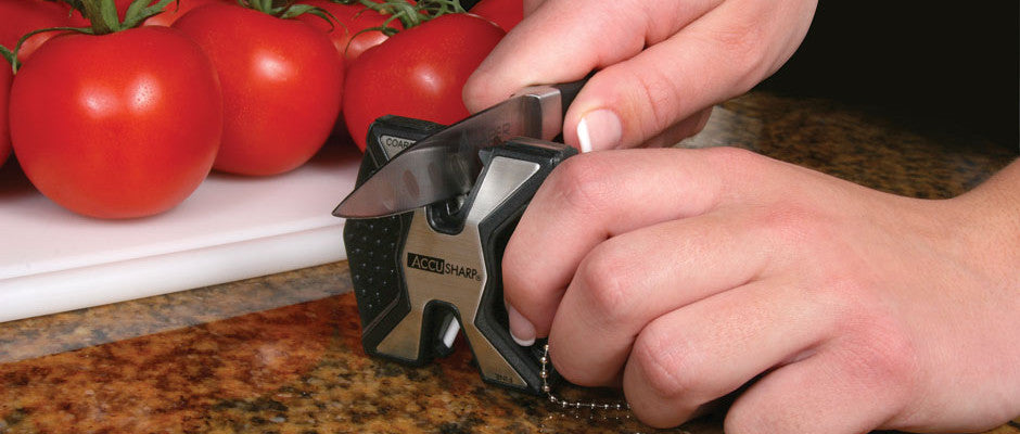 ACCUSHARP Diamond 2-Step Sharpener (017C)