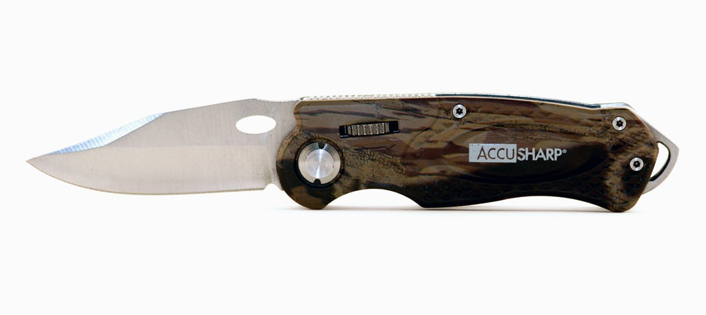 AccuSharp Rust Resistant Sport Outdoor Knife (704)