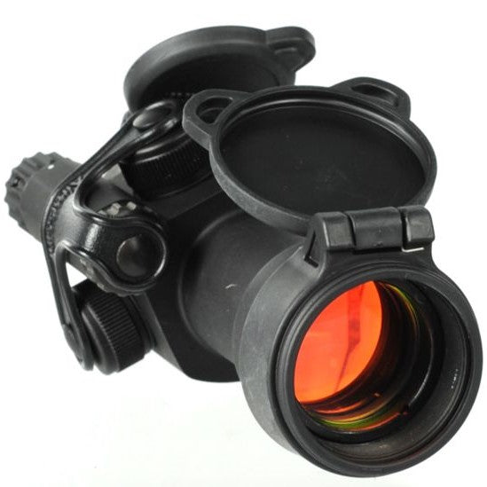 Aimpoint Comp M3, 4 MOA Red Dot Sight — Color: Black, Finish: Hard Anodized, Fabric/Material: Aluminium, Magnification: 1, Reticle: Red Dot — 11403