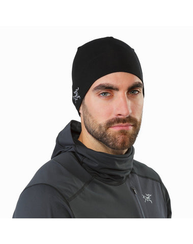 Arc'teryx LEAF RHO Lightweight Beanie - Black