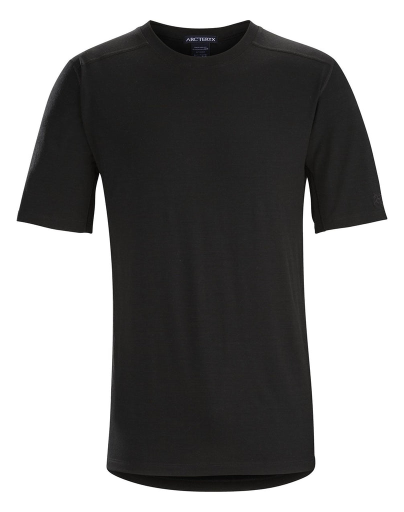 Arc'teryx LEAF Men's Cold WX SS T-Shirt AR - Black (DISCONTINUED)