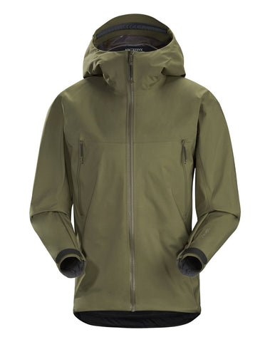 Arc'teryx LEAF Men's Alpha Jacket LT GEN 2 - Black