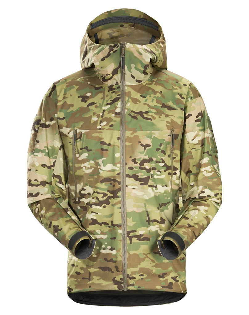 Arc'teryx LEAF Men's Alpha Jacket LT Gen 2 - Multicam
