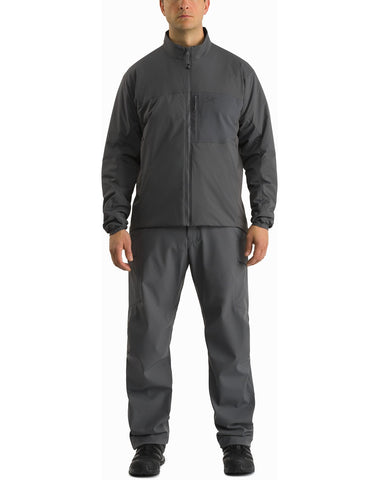 Arc'teryx LEAF Men's Atom LT Jacket Gen 2 - Black