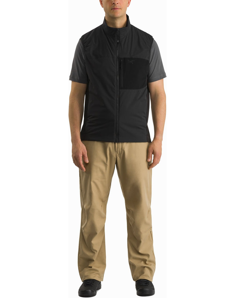 Arc'teryx LEAF Men's Atom LT Vest Gen 2 - Black