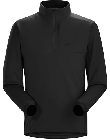 Arc'teryx LEAF Men's Naga Pullover AR - Black
