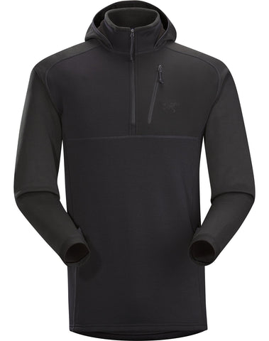 Arc'teryx LEAF Men's Naga Hoody Gen 2 - Black
