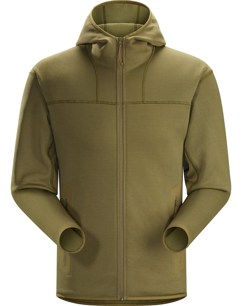 Arc'teryx LEAF Men's Naga Hoody Full Zip - Crocodile