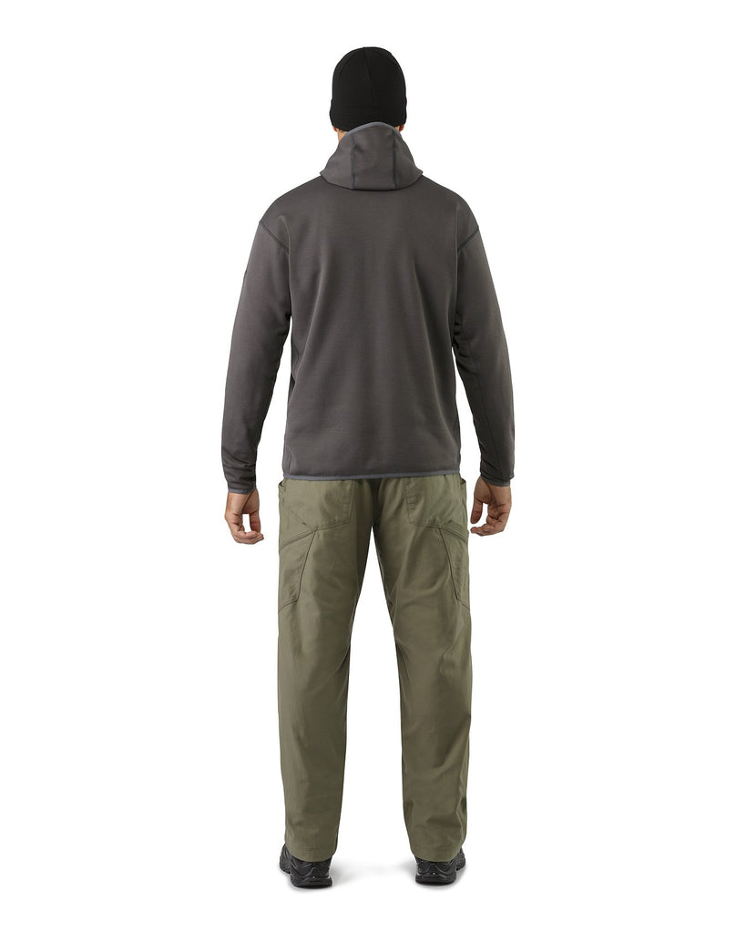Arc'teryx LEAF Men's Naga Hoody Full Zip - Wolf