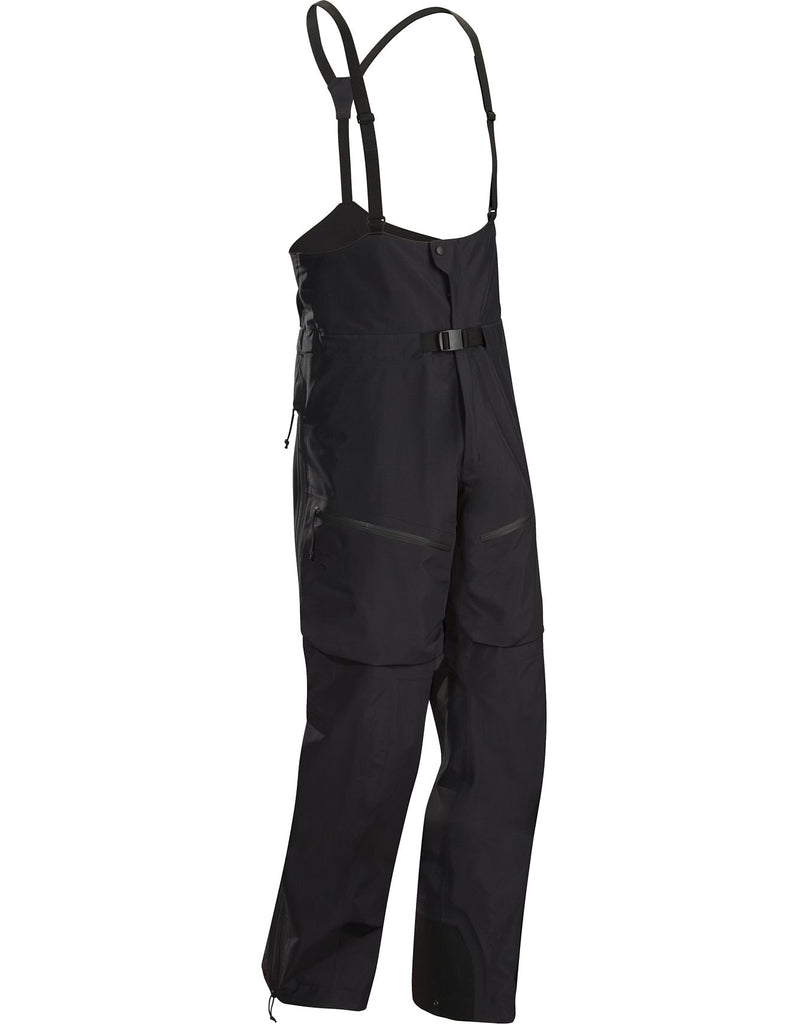 Arc'teryx LEAF Men's Alpha Bib Gen 2 Pant - Black