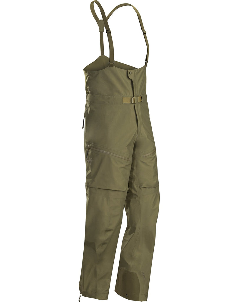 Arc'teryx LEAF Men's Alpha Bib Gen 2 Pant - Crocodile