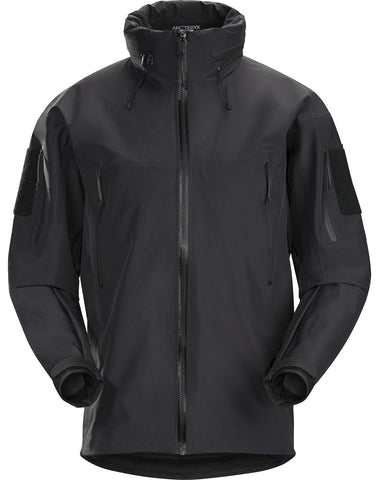 Arc'teryx LEAF Men's Alpha Jacket Gen 2 - Black