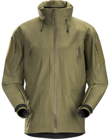 Arc'teryx LEAF Men's Alpha Jacket Gen 2 - Crocodile