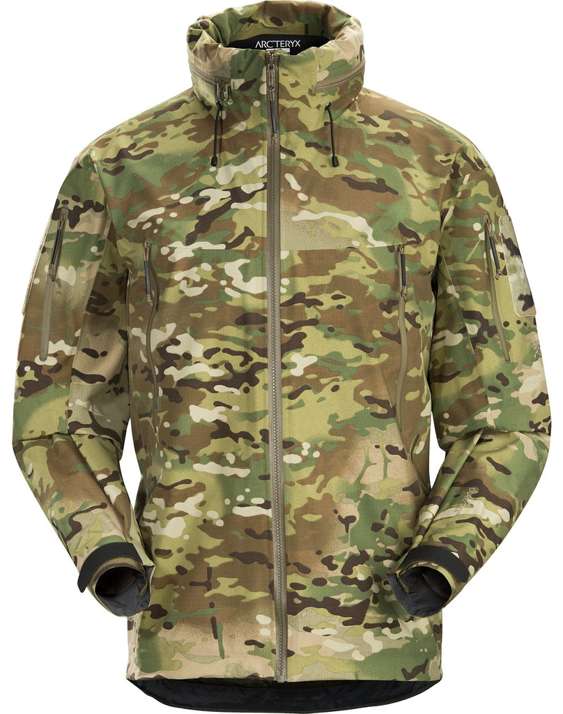 Arc'teryx LEAF Men's Alpha Jacket Gen 2 Multicam