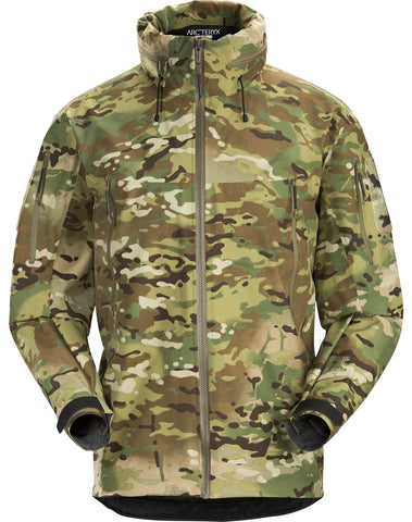 Arc'teryx LEAF Men's Alpha Jacket Gen 2 - Multicam