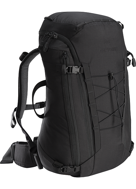 Arc'teryx LEAF Assault Pack 30 - Black