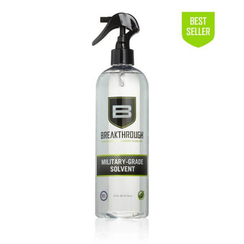 Breakthrough Military-Grade Solvent Spray Bottle