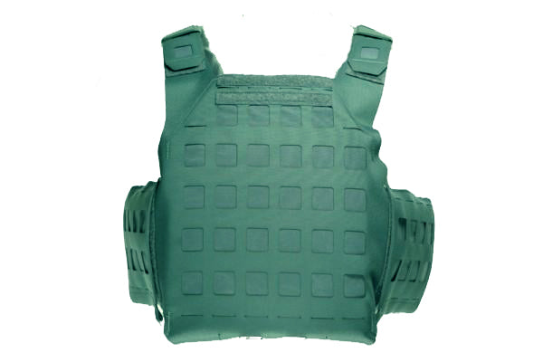 Blue Force Gear PLATEminus V2 Plate Carrier Medium - OD Green (DISCONTINUED)